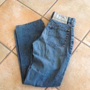 Ralph Lauren boys jeans pants 12 medium wash